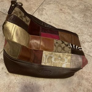 Coach Vintage Patchwork Bag